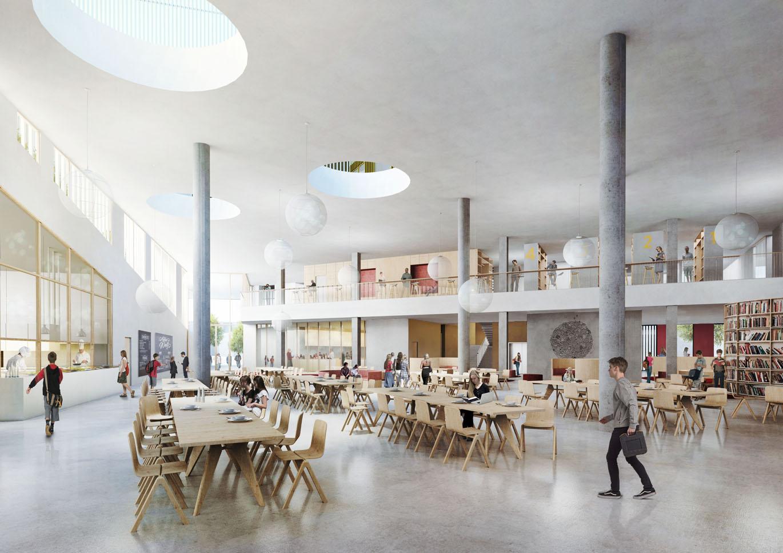 Ernährung und Bewegung Neue Schule im Herzen Kopenhagens - Messe ...